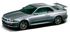 1999- R34 GT-R