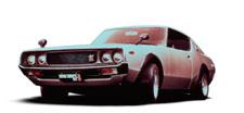 1973- KPGC110 GT-R