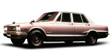 1969- PGC10 GT-R