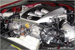 VR38エンジン