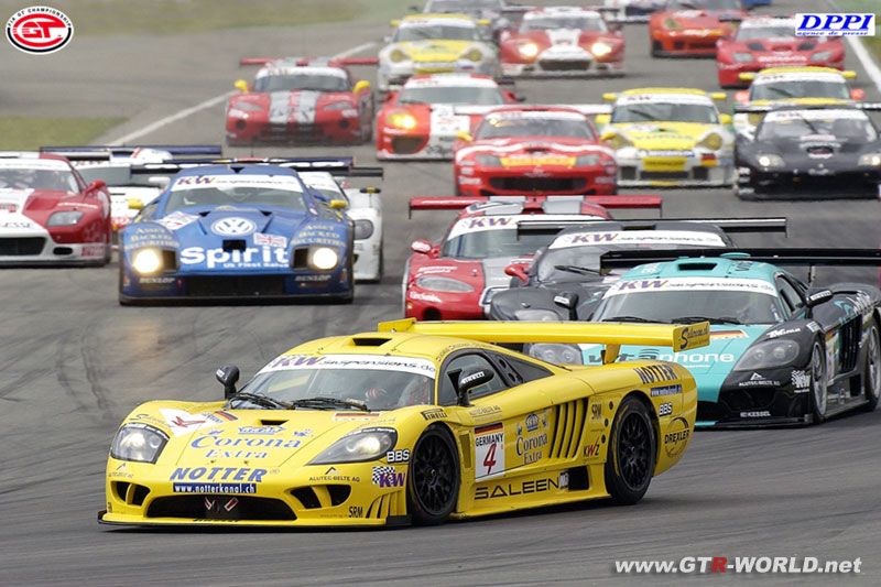 FIA-GT1仕様GT-Rのデビューは5/3...