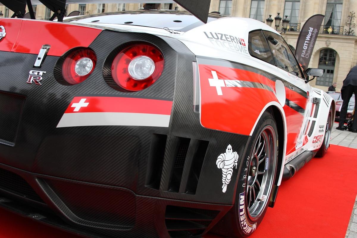 2010年FIA GT1世界選手権 参戦仕様 ...