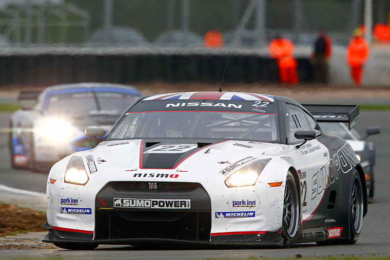 ごっつぁんです!FIA GT 初優勝 ...