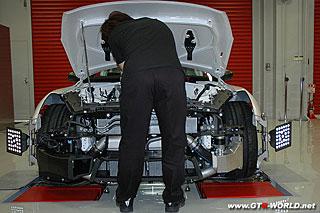 十勝24時間レース GT-R ニスモ
