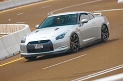 Nissan GT-R ジェベル・ハフィート・チャレンジ