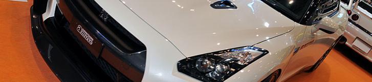 TAS2009:AMUSE R35 GT-R PHANTOM