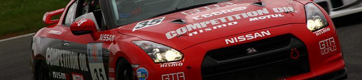 十勝24時間特集 第12回 MOTUL NISMO GT-R 速さをアピール!