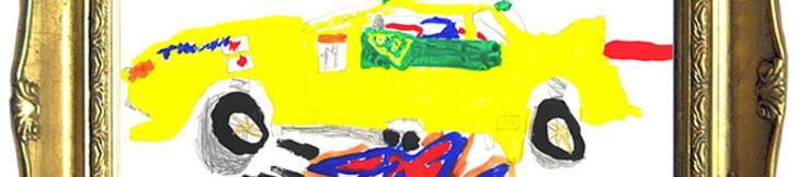 第8回 小林玲画伯「BPの32GT-R」