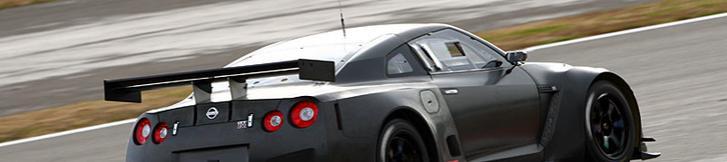 2009 FIA GT1 Gigawave Motorsport Nismo GT-R