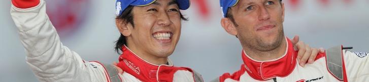 SUPER GT 第4戦(菅生) S Road MOLA GT-Rが今度はポールtoウィン!