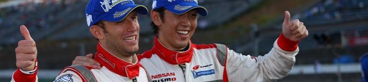SUPER GT 最終戦(もてぎ)S Road MOLA GT-R、デビューイヤーチャンピオン!