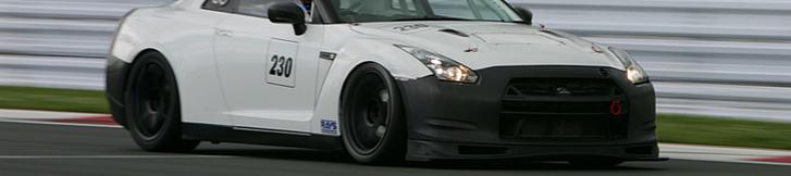 R35 GT-R S耐マシンをキャッチ!Ⅲ