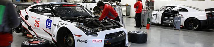 NISMO FESTIVAL2009: FIA GT1 GT-RⅡ