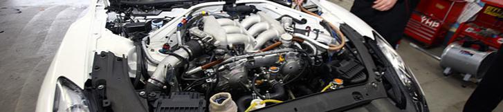 NISMO FESTIVAL2009: R35 GT-R スーパー耐久テストカー②