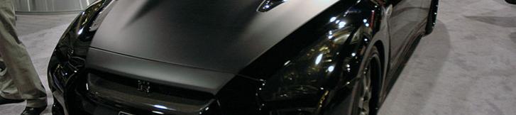 SEMA2008: HRE Wheel R35 GT-R