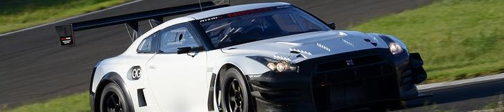 NISSAN GT-R NISMO GT3 2013モデルのテスト映像公開