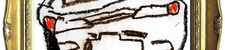 第4回 小林玲画伯「パパの32GT-R」