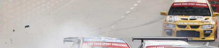マカオGPで織戸学選手の R35GT-Rが優勝!