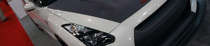 SEMA2008: SEIBON R35 GT-R