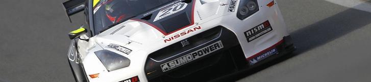 FIA GT第2戦 波乱の第2戦、#23が9位