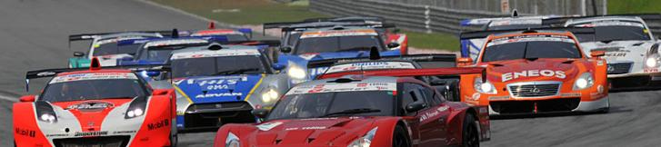 2009 第4戦セパン:HASEMI TOMICA EBBRO GT-R今季初優勝!!