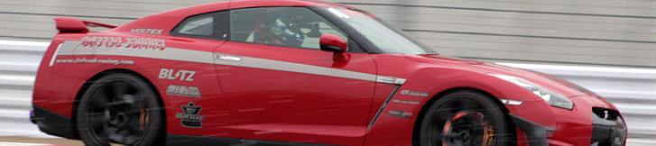 R35 GT-R タイムアタックバトル: HKS PREMIUM DAY in FSW