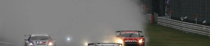 SUPER GT 第5戦(鈴鹿) GT-Rが2位、3位、4位