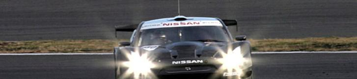 GT500テストカーが走った!