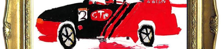 第2回 小林玲画伯「TAISAN 32GT-R」