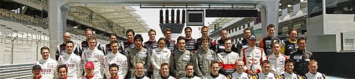 FIA GT開幕戦 #22 JRM Racing NISSAN GT-Rが2位!