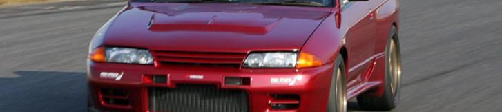 プロストックR32 GT-R シェイクダウン