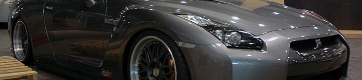 SEMA2008: STATUS Z-Car Garage R35 GT-R