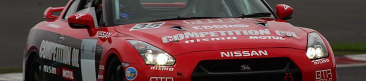 Motul Nismo GT-R Final Test at Fuji Speedway