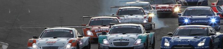SUPER GT :JAF Grand Prix FUJI SPRINT CUP 2010