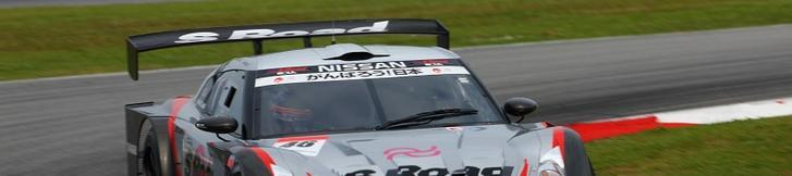 SUPER GT 第3戦(セパン) S Road MOLA GT-Rが惜しい2位