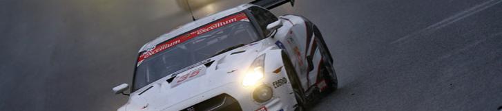 Rd.4 Spa-Francorchamps スパ24時間レースでGT-Rがクラス3位!