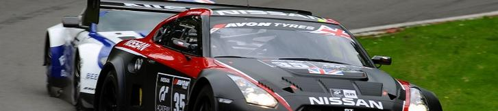 NISSAN GT-R NISMO GT3が英国GT選手権第4戦で優勝