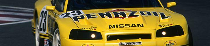 1999JGTC ペンズオイル・ニスモGT-R