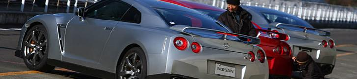 Nissan GT-R First Drive